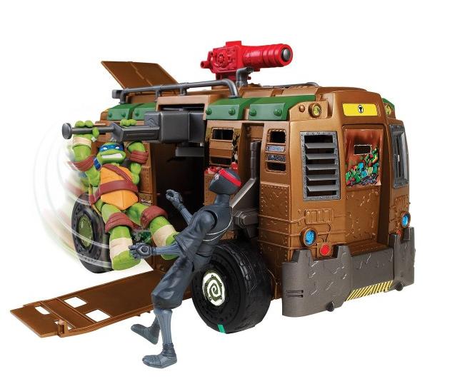 camion tortue ninja la grande récré
